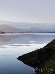 Placid (Robert Proudfoot) Tags: skye isle scotland loch lomond morning sunrise still