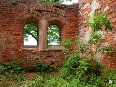 Prinz-Wilhelm-Gedchtniskirche 18 (Moddersonne) Tags: lost place urbex verlassen abandoned decay kirche ruine kirchenruine prinz wilhelm gedchtniskirche polen teufel kirchturm