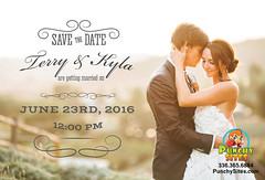 Advertising (punchysites) Tags: wedding invite invitation celebration design greensboro north carolina advertising punchysites flyer social media