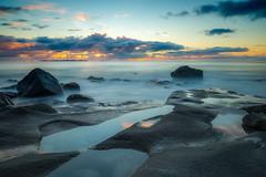 The Milky Touch (Reidar Trekkvold) Tags: xt10 xf1024ois atlantic evening fujifilm fujifilmxt10 kveld landscape lofoten longexposure natur nature nordnorge nordland norway sea seascape seaside sj sol solnedgang sommer sunset utakleiv water