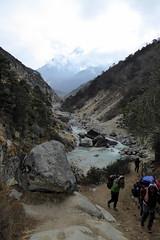 Enges Tal (Alfesto) Tags: nepal trekking wanderung himalaya namche khumbuarea sagarmathanationalpark tengboche phortse phorche