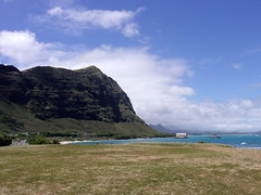 Waimanalo Bay & Sea Cliffs (jimmywayne) Tags: makapuubeach oahu hawaii coast honolulucounty