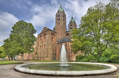 "Speyer Cathedral • <a style=""font-size:0.8em;"" href=""http://www.flickr.com/photos/45090765@N05/15415109414/"" target=""_blank"">View on Flickr</a>"