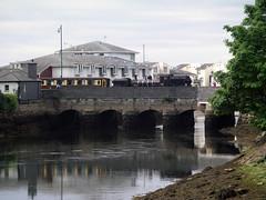 The Welsh Highland Railway - Britannia Bridge (Dave_Johnson) Tags: wales porthmadog northwales welshhighlandrailway britanniabridge