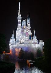 Walt Disney World New Year 2015 - Cinderella Castle (Gentilcore) Tags: newyear waltdisneyworld magickingdom fantasyland cinderellacastle 2015