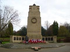 Rotherham Remembrance 11th Nov 2014 (6) (Chris.,) Tags: uk england remember poppy ww2 ww1 remembranceday warmemorial rotherham southyorkshire cliftonpark royalbritishlegion nov2014 creativecommons4 11thnov2014