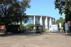 Talkatora Stadium (hi_nilabh) Tags: city noida india cityscape place delhi gurgaon newdelhi dlf connaught ncr faridabad ghaziabad munirka