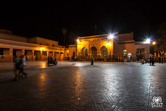 Jamaa el Fna di notte (andrea.prave) Tags: light people luz night market nacht lumire unesco morocco maroc marocco marrakech medina marrakesh mercato notte luce   jamaaelfna    moroccans almamlaka marocchini  marocains    citynightlights  visitmorocco almaghribiyya  jmielfn tourdelmarocco
