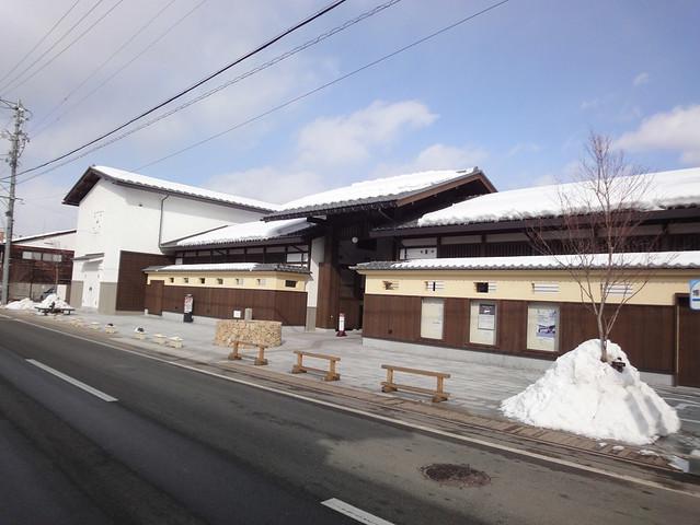 飛騨高山まちの博物館の入口です。|飛騨高山まちの博物館