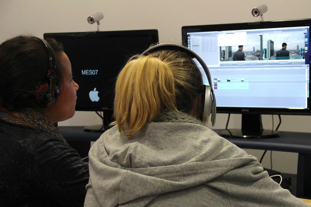 LiveWire BFi Film Academy 3 Edit Session 3