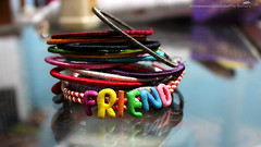 Friend Shines And Colorful Bangles Shot#2