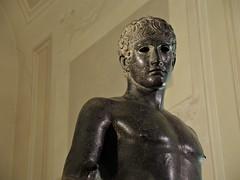 Apollino o Idolino di Pesaro (adrianovero) Tags: firenze museoarcheologiconazionale