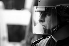 Manif'  #06 - Tension (thomas@photo) Tags: france canon eos toulouse midi manifestation pyrénées 70d 08novembre2014