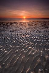 Lee Point (Kiall Frost) Tags: sun beach water sunrise landscape sand nt australia darwin ripples leepoint kiallfrost
