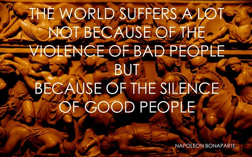 Suffering, according to Napoleon., From FlickrPhotos