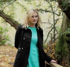 (roger g1) Tags: autumn castle beauty model friend aberdeenshire jura crathes