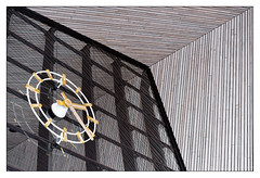 Station clock (leo.roos) Tags: clock architecture rotterdam cs centraalstation challenge klok centralstation dyxum darosa leoroos week502014