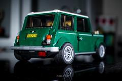 Lego Mini. (NeilllP) Tags: toy lego mini cooper british
