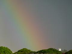 (IgorCamacho) Tags: brazil sky storm primavera nature paran rain brasil spring rainbow natureza chuva cu southern cielo arcoris sul tempestade