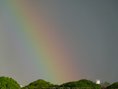 (IgorCamacho) Tags: brazil sky storm primavera nature paraná rain brasil spring rainbow natureza chuva céu southern cielo arcoíris sul tempestade