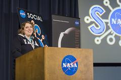 Kate Squires, NASA Armstrong Social Media Manager