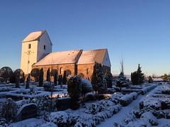 Redsted Kirke (H Svendsen) Tags: church denmark romanesque danmark kirke mors mors romansk isleofmors redsted