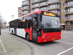 Veolia bus 5298 Tilburg NS (Arthur-A) Tags: bus netherlands buses nederland autobus tilburg brabant noordbrabant daf bussen veolia