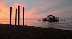 Pier Dawn (Rich_Wren) Tags: sunrise brighton wes
