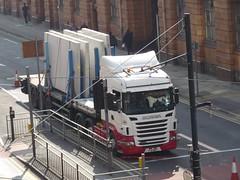 PJ11WGP (peeler2007) Tags: truck artic scania hgv lgv stobart eddiestobart r440 scaniar440 pj11wgp