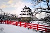 Hirosaki Castle Winter 2014. © Glenn E Waters. Japan 2014. 弘前城. Over 5,000 visits to this photo. (Glenn Waters ぐれんin Japan.) Tags: winter snow castle japan japanese nikon hirosaki 雪 冬 japon d800 雪国 japanesecastle 弘前 弘前城 ニコン hirosakicastle 弘前公園 nikond800 ぐれん glennwaters ウォータースぐれん glennwatersknife