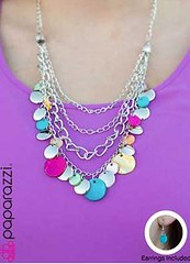Sunset Sightings Citrus Necklace K1A P2450A-2