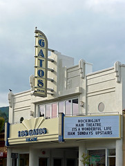 photo - Los Gatos Theatre (Jassy-50) Tags: california building sign architecture photo theater theatre moderne artdeco deco losgatos streamlinemoderne losgatostheatre