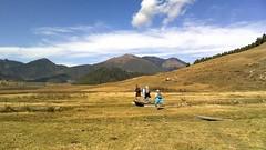 Rhianna - Bhutan Gangey Valley CMC (6) (Bettybamalam) Tags: mountains bhutan trekkers valley guide rhianna cyclopscameraprojects