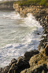 Santa Cruz, CA beach (dalecruse) Tags: california sea santacruz lake beach water river landscape coast seaside waves shore lightroom scphoto