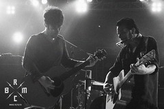 25 (reaoubien) Tags: leica blackandwhite bw monochrome live rocknroll brmc photoworks stagephotography petehayes reaoubien