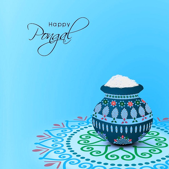 Happy pongal to all my friends #happy#pongal#festival#tamilnadu#southindia#tamil#feeling#alone#family#