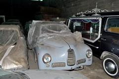 fiat 1100 castagna (riccardo nassisi) Tags: auto car truck rust rusty collection camion scrapyard wreck piacenza collezione ruggine relitto politi abbandoned epave abbandonata demolitore