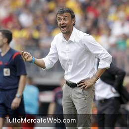 Barcellona, Luis Enrique in bilico. Due partite per convincere tutti
