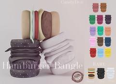 Hamburger Bangle