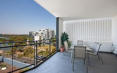 Valencia 483/4 The Crescent, Wentworth Point NSW