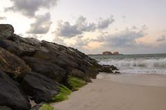 IMG_7701 (Ali Sabbagh) Tags: winter sea sky beach clouds canon landscape rocks dubai waves uae sands eos7d