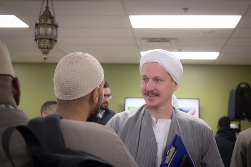 "Shaykh Yahya Rhodus at SeekersHub, Toronto and Seminar Series: Worship, Coffee and The Meaning of Life • <a style=""font-size:0.8em;"" href=""http://www.flickr.com/photos/88425658@N03/26234079714/"" target=""_blank"">View on Flickr</a>"