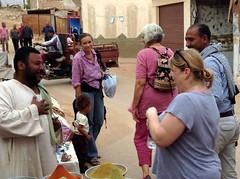 Bargaining in Nubian Village (strudelt) Tags: village market egypt nubian bargaining