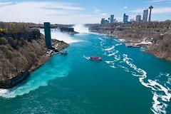 Niagara Falls 05 (tomomega) Tags: usa canada water niagarafalls niagara falls