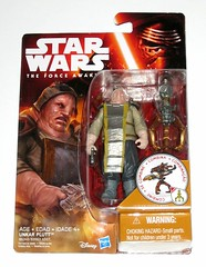 star wars the force awakens unkar plutt build a weapon desert mission basic action figure hasbro 2015 2016 mosc a (tjparkside) Tags: boss star junk desert action 5 gang 7 disney seven weapon points figure rey mission wars portion build thugs scrap poa selling figures seller basic episode ep thug vii portions scavenger hasbro trader baw 2016 tfa 2015 articulation jakku unkar plutt buildaweapon