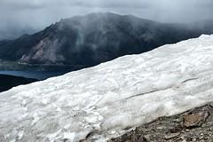 Paisagem inspita (felipe sahd) Tags: gelo argentina lago neve neblina montanhas patagnia rochas cerrocatedral ronegro villacatedral