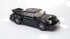 Porsche 911 Turbo 3.6 (MOCs & Stuff) Tags: city boys movie town lego 911 bad porsche 964
