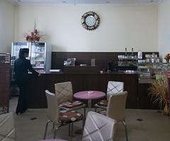 """Café viennois """"Helmut Sachers"""" à Pyongyang (jonathanung@ymail.com) Tags: lumix asia korea asie nord northkorea corée dprk cm1 koryo coréedunord insidenorthkorea républiquepopulairedémocratiquedecorée rpdc helmutsachers lumixcm1"""
