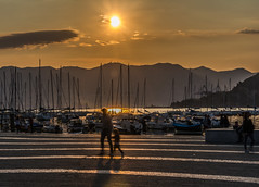 _DSC8388 (annettewillacy1) Tags: sunset italy what lerici