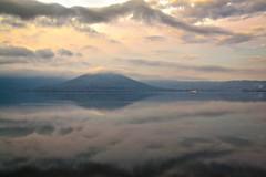 Lago di Vico (deamix78) Tags: tramonto viterbo vico lazio lagodivico